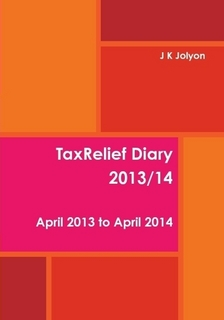 2013/14 TaxRelief Diary