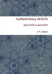 2018/19 TaxRelief Diary